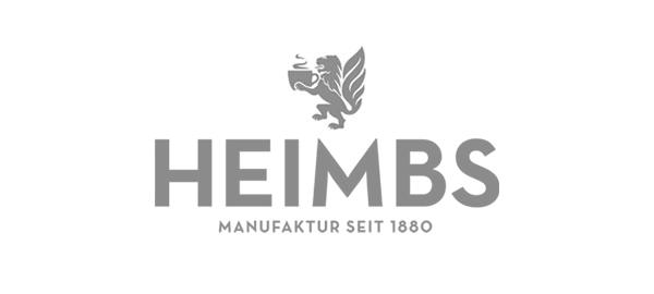 Heimbs Logo auf der Website der CAY SOLUTIONS GmbH.