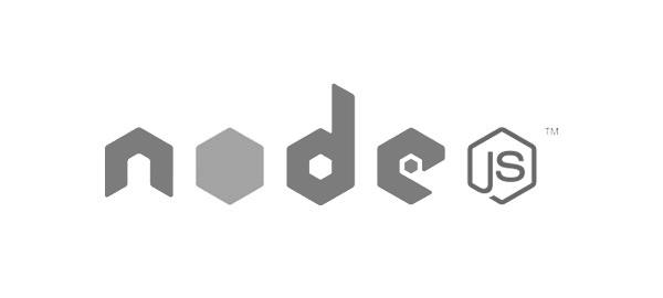 node.js Logo auf der Website der CAY SOLUTIONS GmbH.