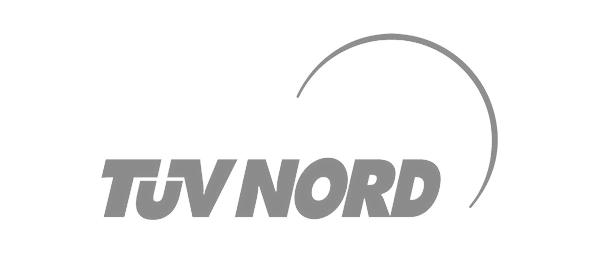 Logo des Tüv Nord auf der Website der CAY SOLUTIONS GmbH.