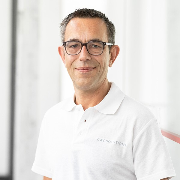 Cornelis Verberne at CAY SOLUTIONS