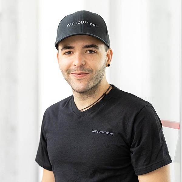 José Gonzalez at CAY SOLUTIONS