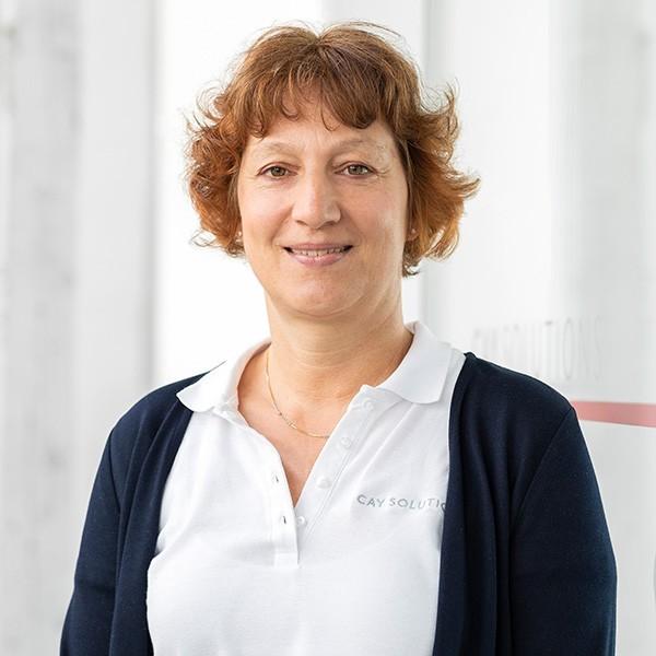 Kathrin Köhler at CAY SOLUTIONS
