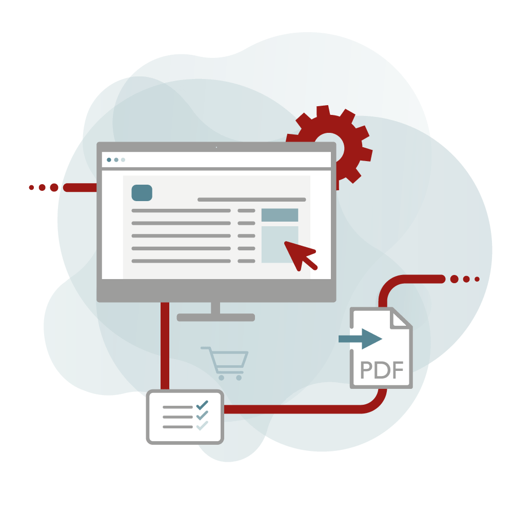 Workflow in CAY PUBLISH