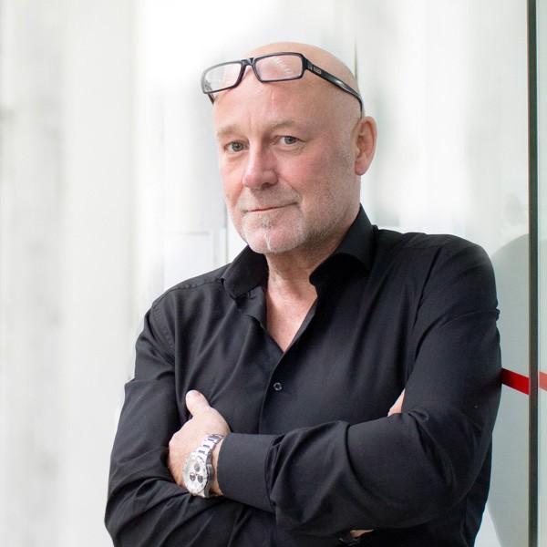 Lutz Sandmann Portrait