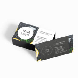 Business Cards in CAY PUBLISH